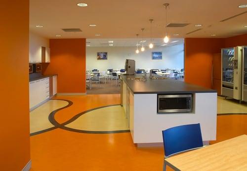 Interior Design by Gi Paoletti Design Lab seen at TNT Express, Mascot - Interior Design