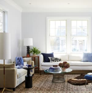 Interior Design by Zoe Feldman Design seen at Private Residence - Bethesda House Interior Design