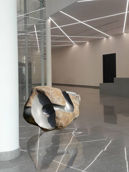Jhon Gogaberishvili - Public Sculptures and Public Art