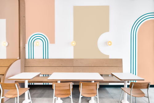 Iceskimo, Stores, Interior Design