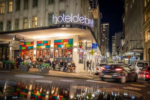 Hotel DeBrett, Hotels, Interior Design