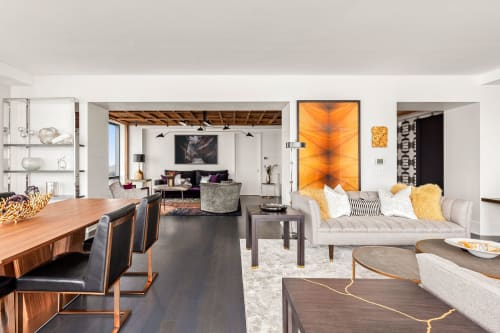 Interior Design by Ward 5 Design seen at Private Residence, New York - Private Residence Manhattan NY