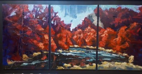 Rod Coyne - Murals and Art