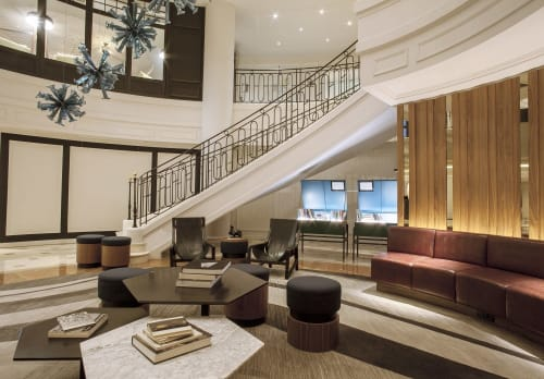 Interior Design by Virserius Studio seen at Paris, Paris - Renaissance Paris La Defense
