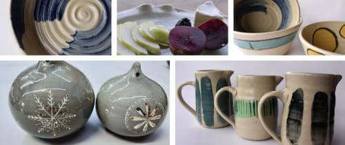 Oxart Pottery - Tableware and Vases & Vessels