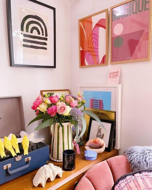 Interior Design by Zeena Shah seen at 119 Lower Clapton, London - Interior Design