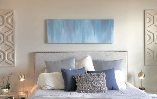 Paintings by Lelia Davis seen at Private Residence, Colorado Springs - Painting