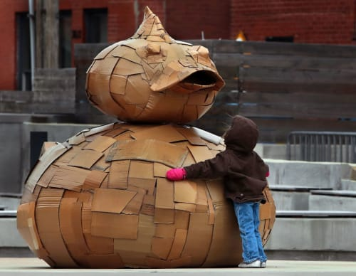 Justin King - Sculptures and Art