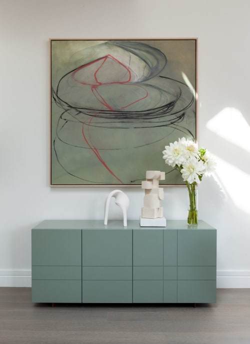 Sculptures by Stephanie Bachiero seen at Private Residence, Chelsea, New York - Sculpture
