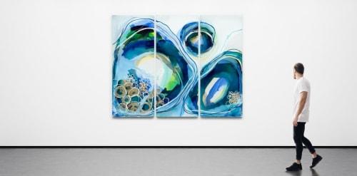 Lara Scolari - Paintings and Interior Design