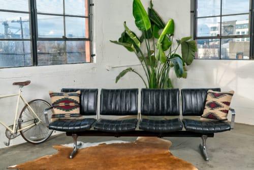 Couches & Sofas by PDXoriginals seen at MadeHere Home, Portland - PDXoriginals Chromcraft Burnside Studio Sofa