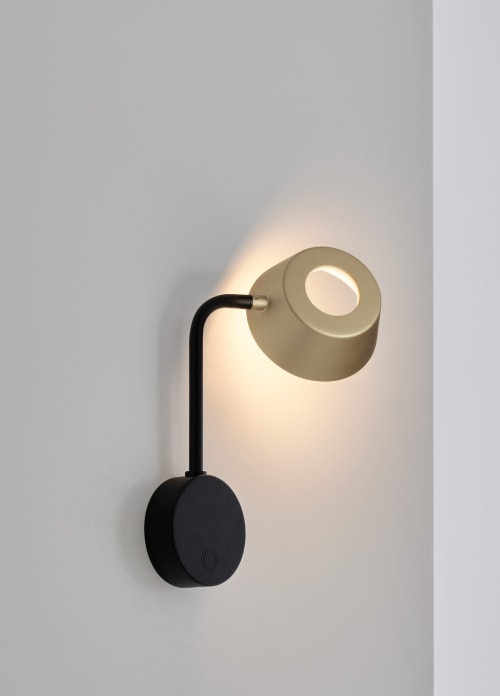Sconces by SEED Design USA seen at Creator's Studio, Renton - OLO WU Wall Sconce