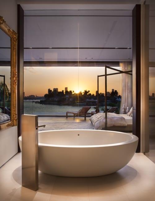 Interior Design by DUNAGAN DIVERIO DESIGN GROUP at Private Residence, Miami Beach - Casa Clara