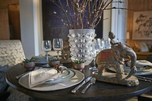 Vases & Vessels by Lalique seen at The Ritz-Carlton Residences, Chicago, Chicago - Vase