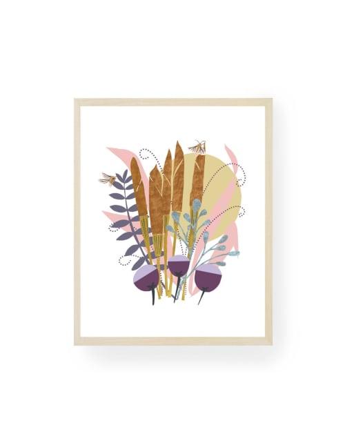 Paintings by Birdsong Prints - Botanical Print
