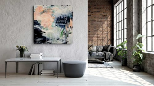 Paintings by Jutta Rika Bressem seen at Private Residence, Hamburg - Dreamcatcher