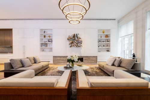 Interior Design by Designlush seen at Private Residence, New York - 25 Mercer