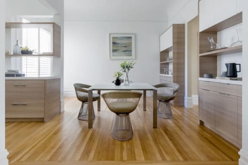Interior Design by JTA | Jennifer Tulley Architects seen at Private Residence, San Francisco - Octavia St