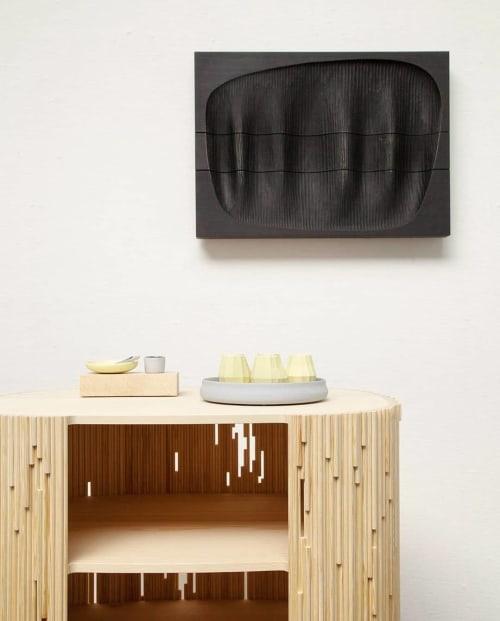 Furniture by Antrei Hartikainen seen at Den Frie Udstilling, København - MELT cabinet