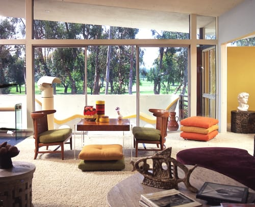 Interior Design by Lori Erenberg seen at Private Residence, Los Angeles - Interior Design