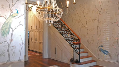 Sylvia T. Designs - Art and Interior Design