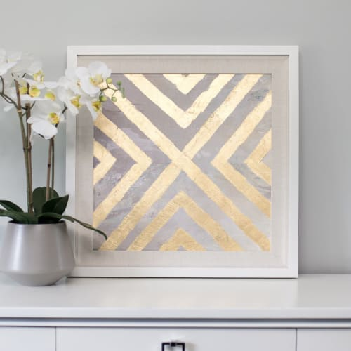 Light Within - Embellished Print | Paintings by Julia Contacessi Fine Art