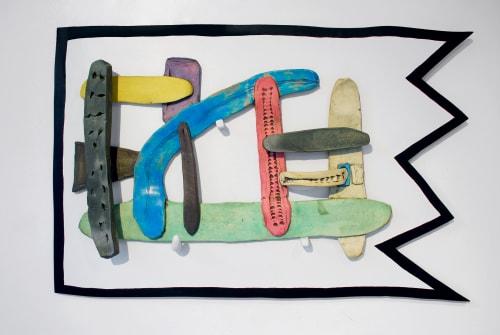 Sculptures by Luke Armitstead Studio seen at Seattle, WA, Seattle - New Flag