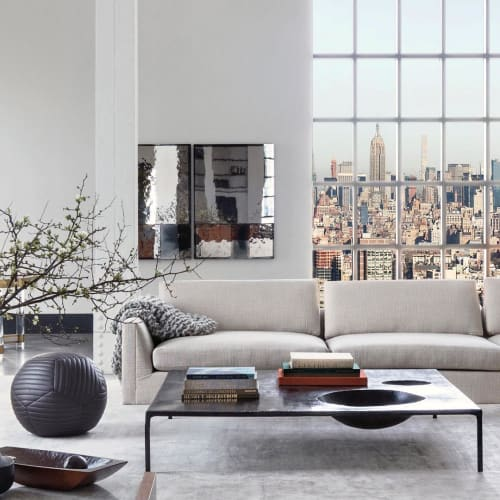 Tables by J.M. SZYMANSKI seen at One Hundred Barclay Condominiums, New York - Table No. 11