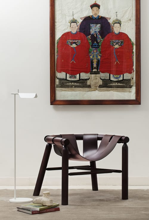 Chairs by Adentro seen at Private Residence, Saint-Tropez - Ninna Armchair