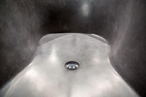 Water Fixtures by Igneous Bath seen at Bridger Kitchens, Bozeman - Airah
