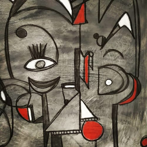 Arte Entre Latas - Renovation and Paintings