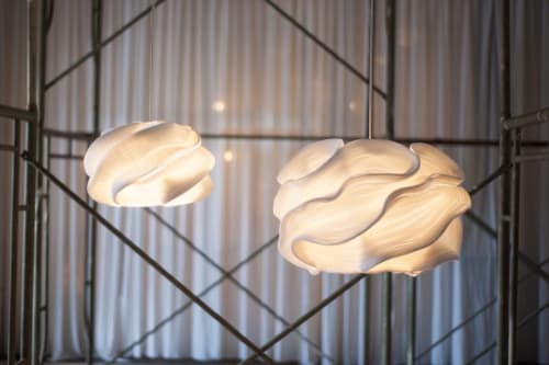Pendants by From the Source - Mekar Pendant Lamp