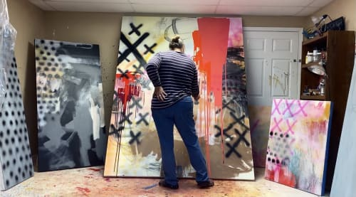Gena Brodie Robbins - Brodie Studio - Paintings and Art