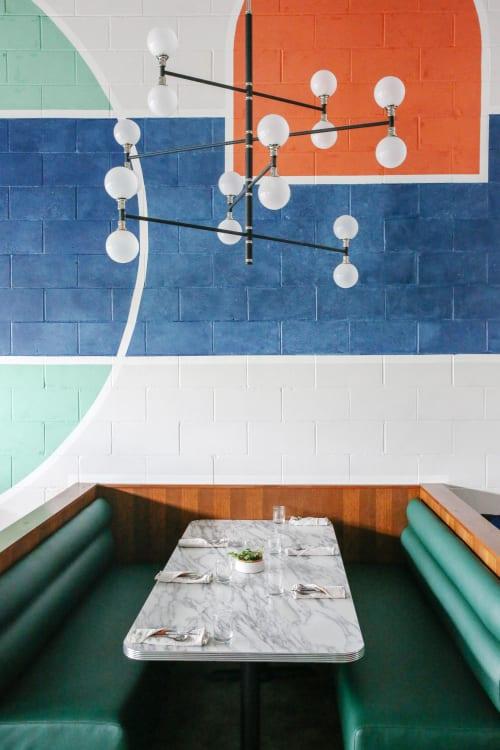 Brekkie, Restaurants, Interior Design