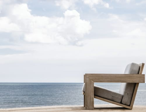 Chairs by Sublime Original seen at Private Residence, Ponte Vedra Beach - The BA Chair