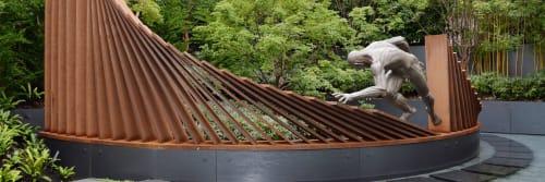 David Robinson - Sculptures and Public Sculptures