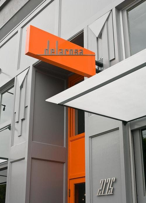 Interior Design by Zack | de Vito Architecture seen at Delarosa, San Francisco - Delarosa