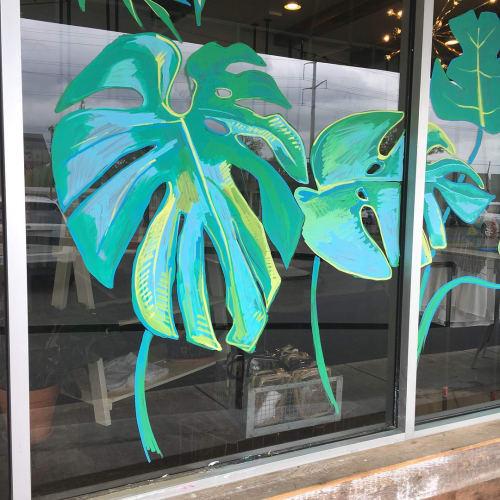 Art & Wall Decor by Ello Artist seen at Wanderlust By Abby, Baton Rouge - Window Art