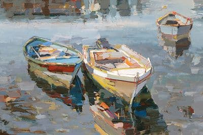 "Art & Wall Decor by YJ Contemporary seen at East Greenwich, East Greenwich - Josef Kote ""Return"""