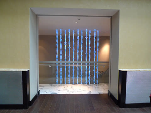 Chandeliers by Melody Owen seen at The Nines, a Luxury Collection Hotel, Portland, Portland - Bird Song Chandelier