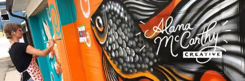 Alana McCarthy Creative - Murals and Art
