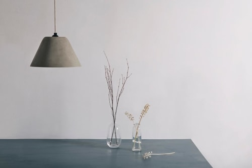 Pendants by Tim Walker at Tim Walker Studio, London - Conical Pendant