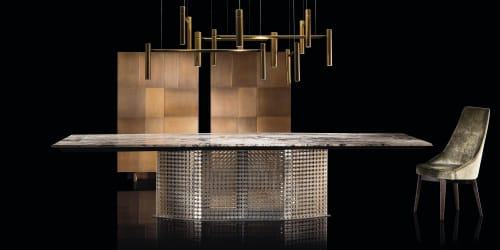 Pendants and Lighting by Massimo Castagna