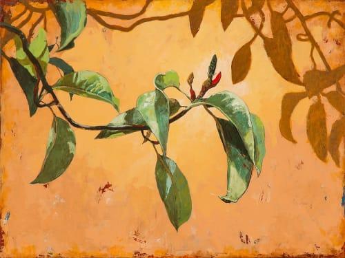 Paintings by David Palmer Studio seen at Pasadena, Pasadena - Biosphere #2