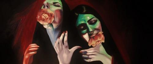 Rebecca Deegan - Street Murals and Murals