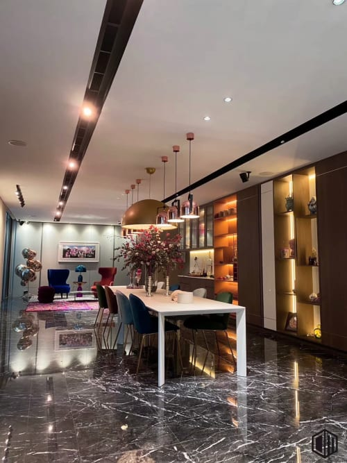 Interior Design by DM Interior Design seen at Private Residence, Singapore - Landed Property Residential Project
