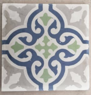 Tiles by Otto Tiles And Design at Le Pain Quotidien, Salmiya - Magical Floors