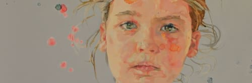 Kim Hart. Portraitist. - Paintings and Art