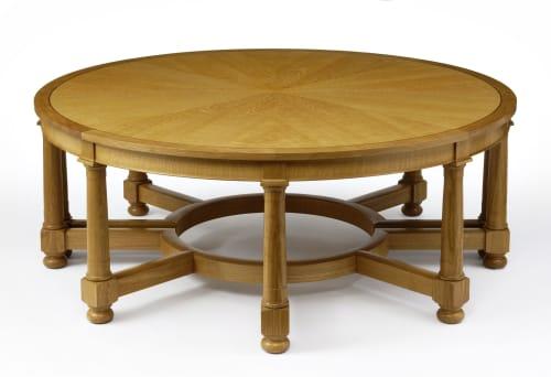 Marshcourt Table | Tables by Lutyens Furniture & Lighting