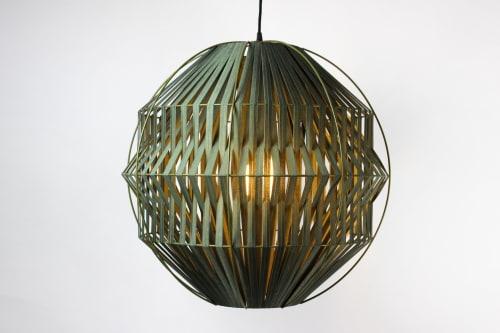 Pendants by ILANEL Design Studio P/L seen at ILANEL DESIGN STUDIO, St Kilda - Kahdu
